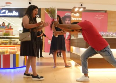 Marriage Proposal – Sudeep & Vijetha