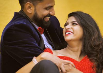 Lokesh & Annapurna Love Story