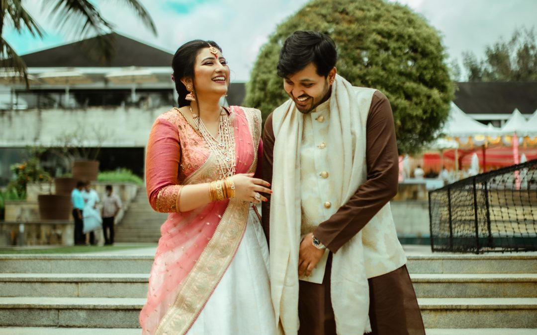 Monisha and Samarth Engagement